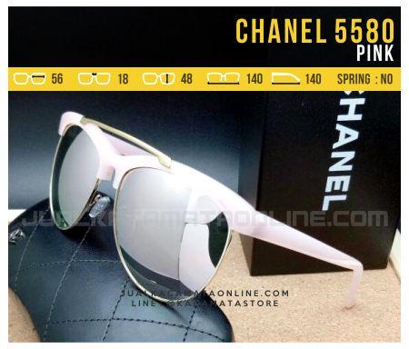 Jual Kacamata Cewek Terbaru Chanel Most Turn Pink