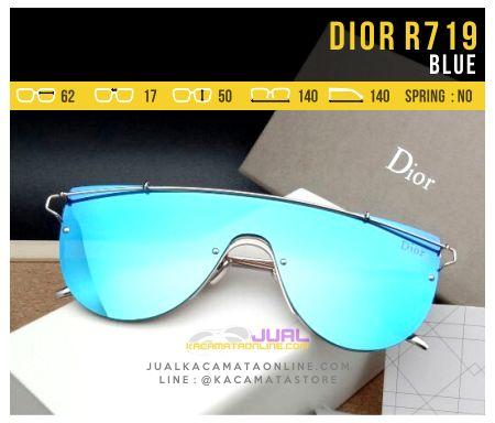 Model Kacamata Fashion Terbaru Dior 719 Blue