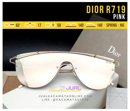 Grosir Kacamata Fashion Terbaru Dior 719 Pink