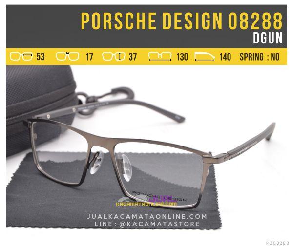 Jual Kacamata Full Frame Porsche Design 08288 Dgun