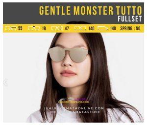 Kacamata Korea Terbaru Gentle Monster Tutto 3057