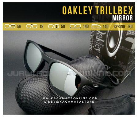 Grosir Kacamata Oakley Trillbex Mirror