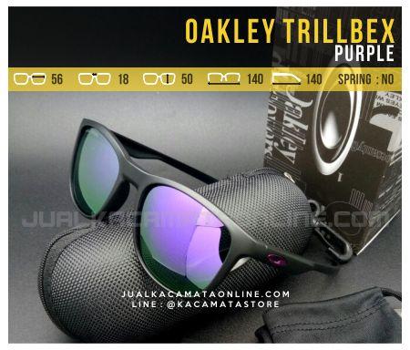 Jual Kacamata Oakley Trillbex Purple