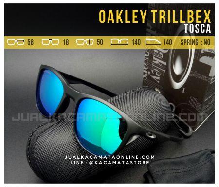 Model Kacamata Oakley Trillbex Tosca