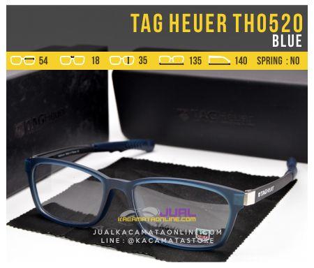 Model Model Kacamata Terbaru Tag Heuer TH0520 Blue