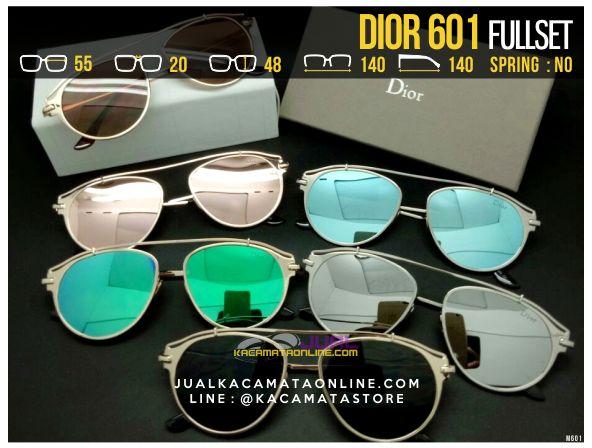 Model Kacamata Wanita Berhijab Dior 601 Terbaru
