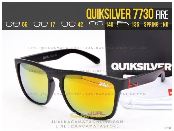 Jual Kacamata Pantai Terbaru Quiksilver 7730 Fire