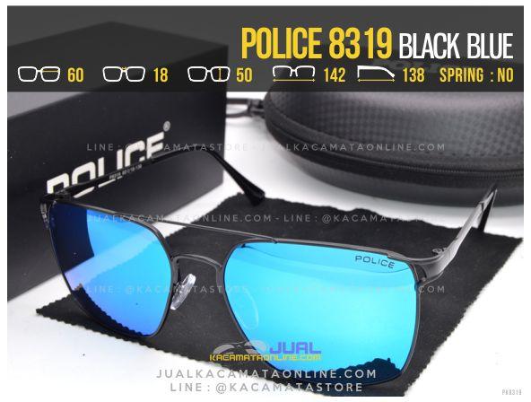 Gambar Kacamata Gaya Police 8319 Black Blue