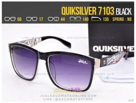 Trend Kacamata Pantai Quiksilver 7103 Black