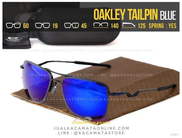 Harga Kacamata Polarized Terbaru Oakley Tailpin Blue