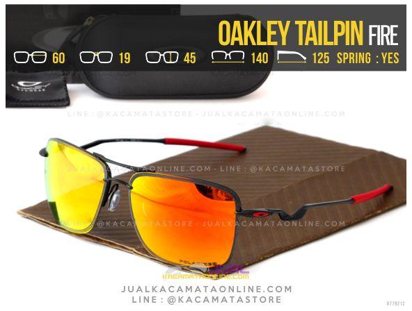 Gambar Kacamata Polarized Terbaru Oakley Tailpin Fire