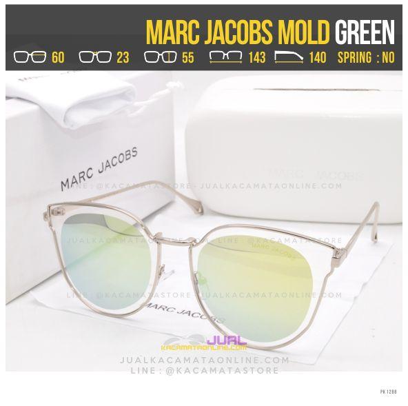 Jual Kacamata Wanita Terlaris Marc Jacobs Mold Green