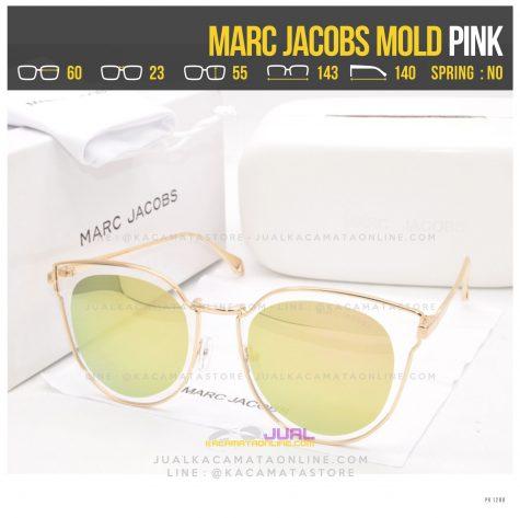 Gambar Kacamata Wanita Terlaris Marc Jacobs Mold Pink