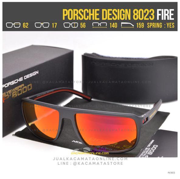 Gambar Kacamata Gaya Terbaru Porsche Design 8023 Fire