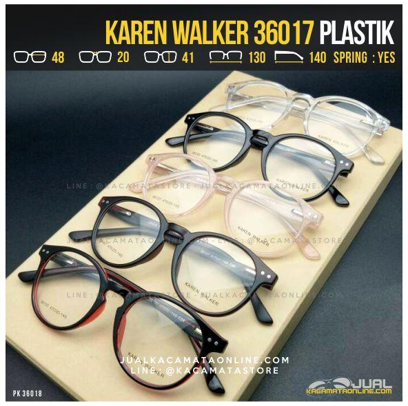 Gambar Kacamata Minus Wanita Terbaru Karen Walker 36017