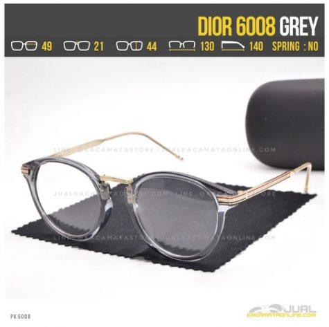 Model Kacamata Baca Terbaru Dior 6008 Grey