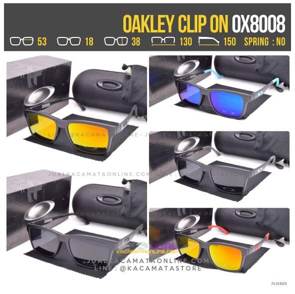 Jual Kacamata Minus Double Lensa Oakley 8008