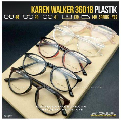 Jual Kacamata Minus Wanita Terbaru Karen Walker 36018