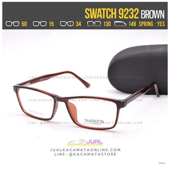 Jual Kacamata Murah Swatch 9232 Brown
