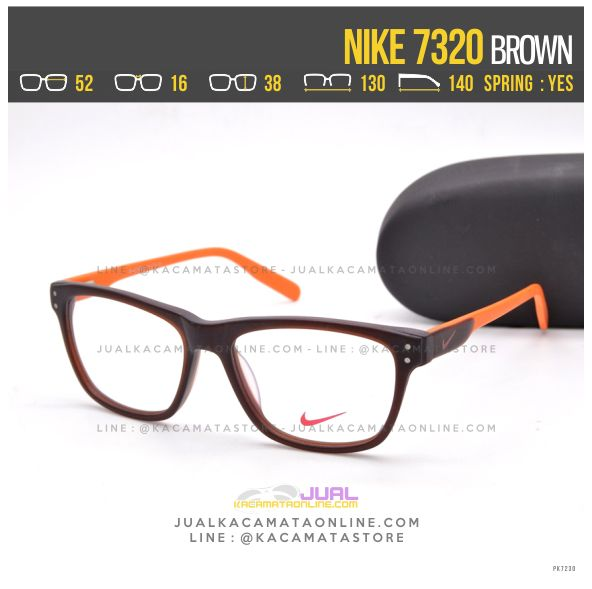 Jual Kacamata Sporty Nike 7320 Brown