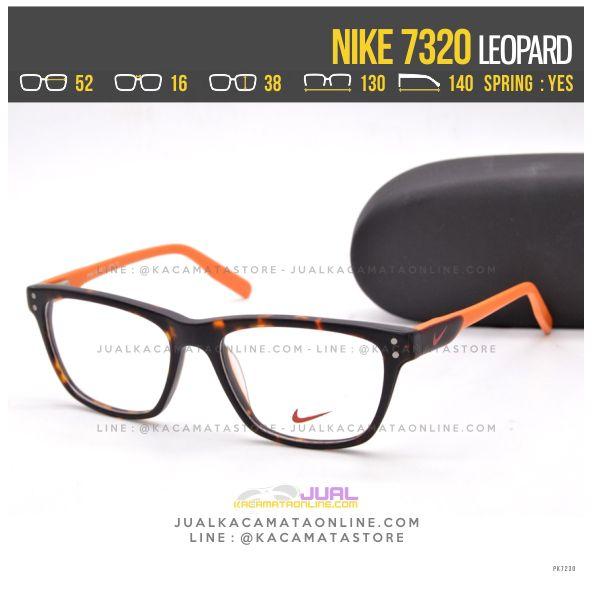 Trend Kacamata Sporty Nike 7320 Leopard