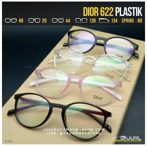 Model Frame Kacamata Terbaru Dior 622