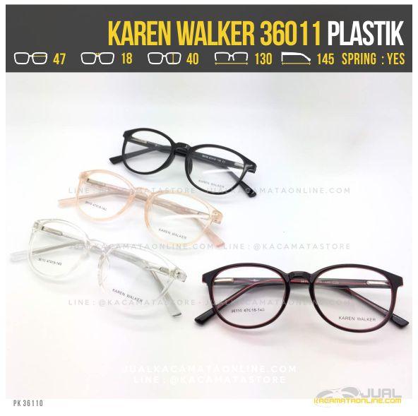 Model Kacamata Minus Wanita Terbaru Karen Walker 36011