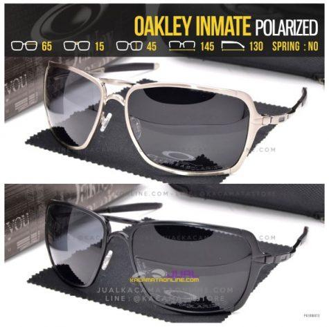 Model Kacamata Oakley Terlaris Inmate Polarized