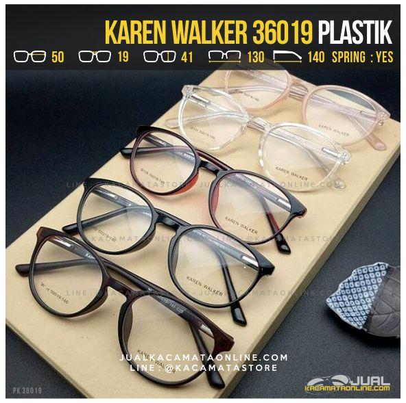 Model Kacamata Optik Terbaru Karen Walker 36019