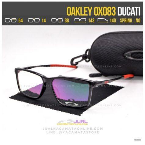 Model Kacamata Pria Terbaru Oakley OX083 Ducati