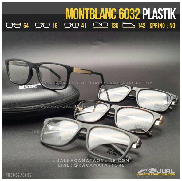 Gambar Frame Kacamata Optik MontBlanc 6032