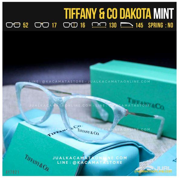 Jual Frame Kacamata Baca Cewek Tiffany Dakota Mint