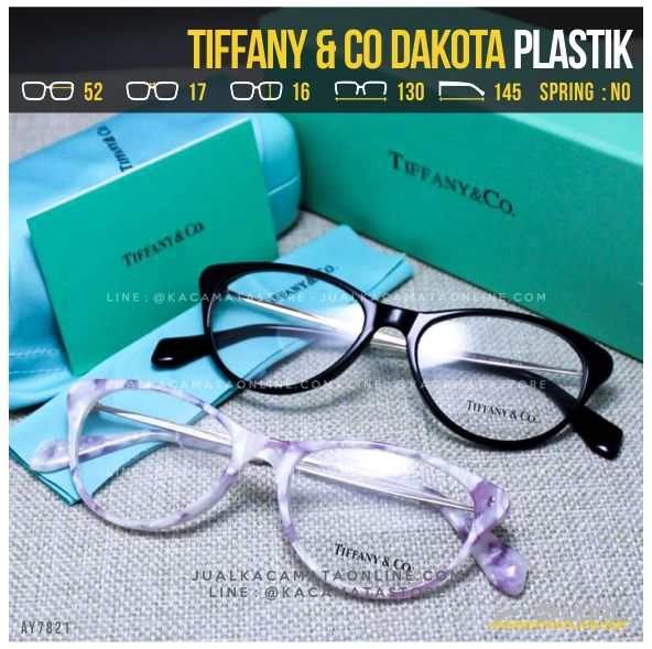 Jual Frame Kacamata Baca Cewek Tiffany Dakota