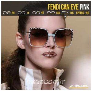 Jual Kacamata Artis Fendi Can Eye Murah