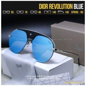 Jual Kacamata Fashion Terbaru Dior Revolution Blue
