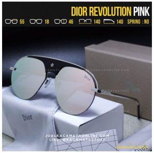 Trend Kacamata Fashion Terbaru Dior Revolution Pink