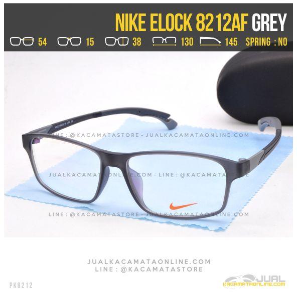Grosir Kacamata Minus Sporty Nike 8212AF Grey