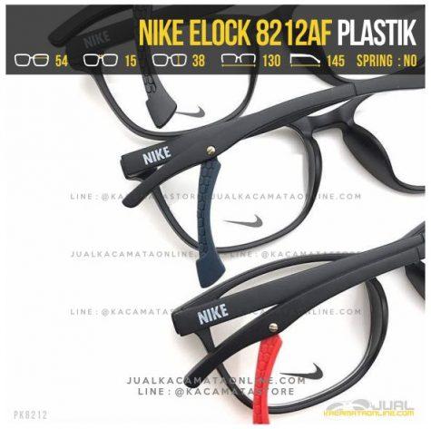 Jual Kacamata Minus Sporty Nike 8212AF