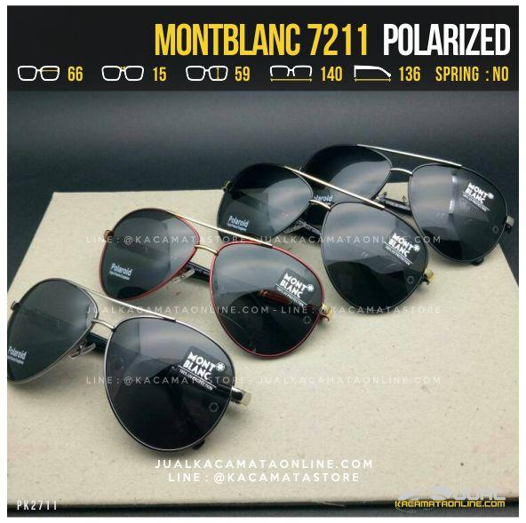 Jual Kacamata Sporty MontBlanc 7211