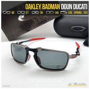Jual Kacamata Oakley Terbaru Badman Titanium Dgun Ducati