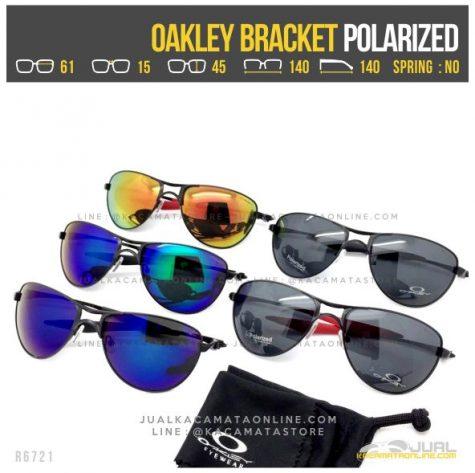 Trend Kacamata Cowok Terbaru Oakley Bracket Polarized