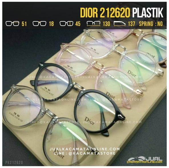Trend Kacamata Optik Terbaru Dior 212620