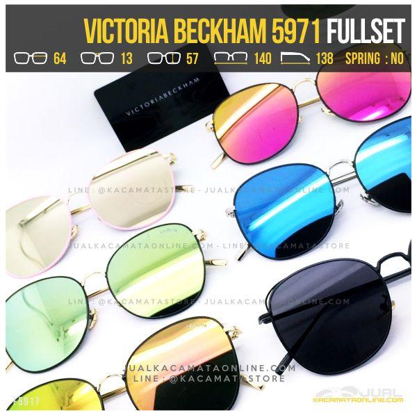 Gambar Kacamata Wanita Terbaru Victoria Beckham 5971 Fullset