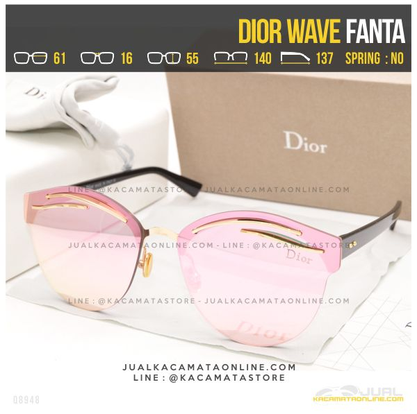 Model Kacamata Termurah Dior Wave Fanta