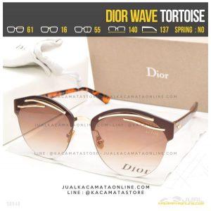 Jual Kacamata Termurah Dior Wave Tortoise