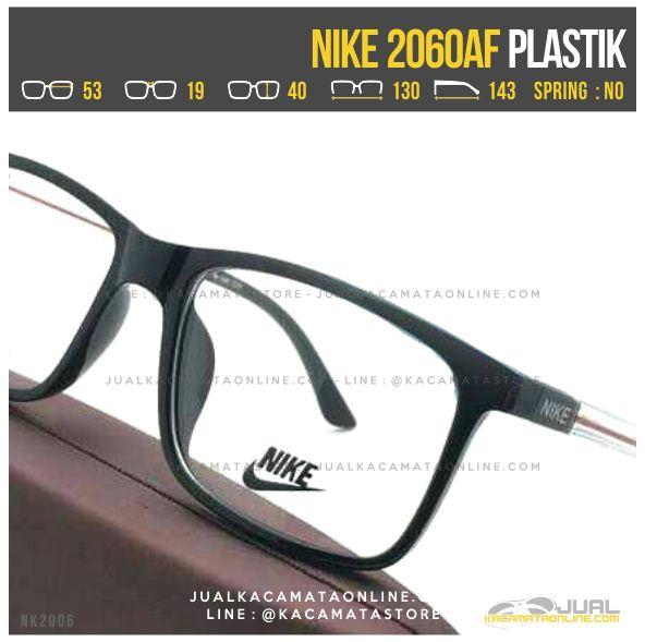Jual Kacamata Kotak Nike 2060AF Terbaru