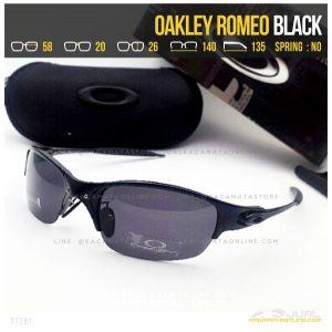 Gambar Kacamata Murah Terbaru Oakley Romeo Black