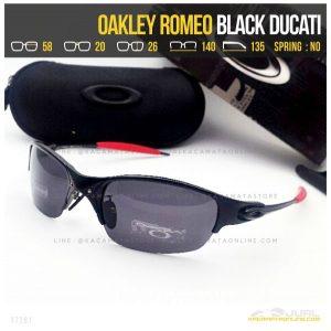Toko Kacamata Murah Terbaru Oakley Romeo Black Ducati