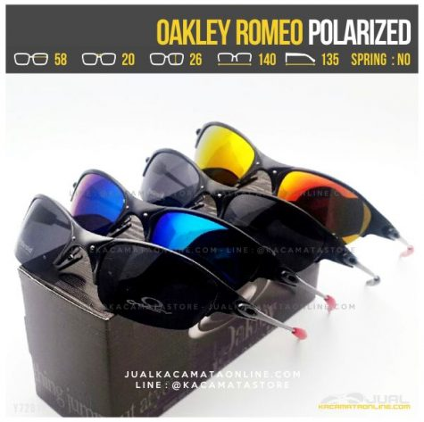 Jual Kacamata Murah Terbaru Oakley Romeo Polarized