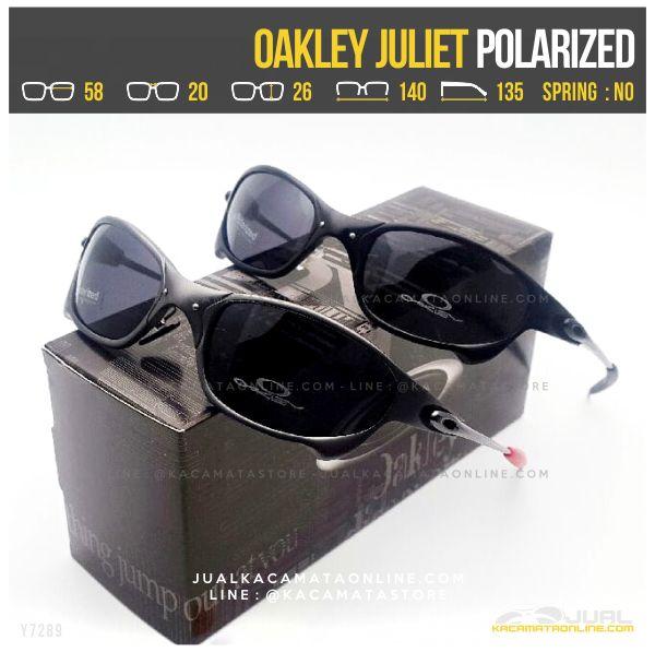 Jual Kacamata Sporty Terbaru Oakley Juliet Polarized